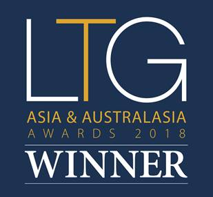 Luxury Lifestyle Hotel of the Year - Singapore 2018